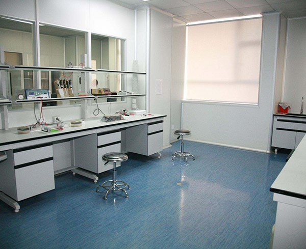 The PCR laboratory